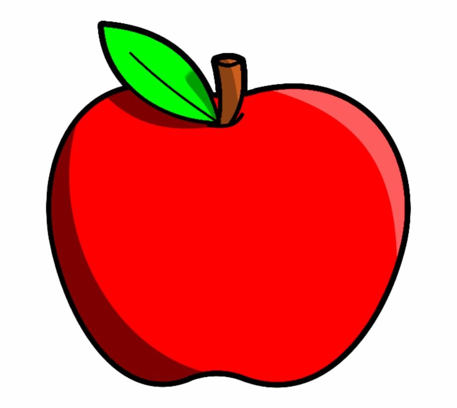 Teacher apple clipart clear background clip transparent Red Apple Fruits Png Transparent Images Clipart Icons - Transparent ... clip transparent