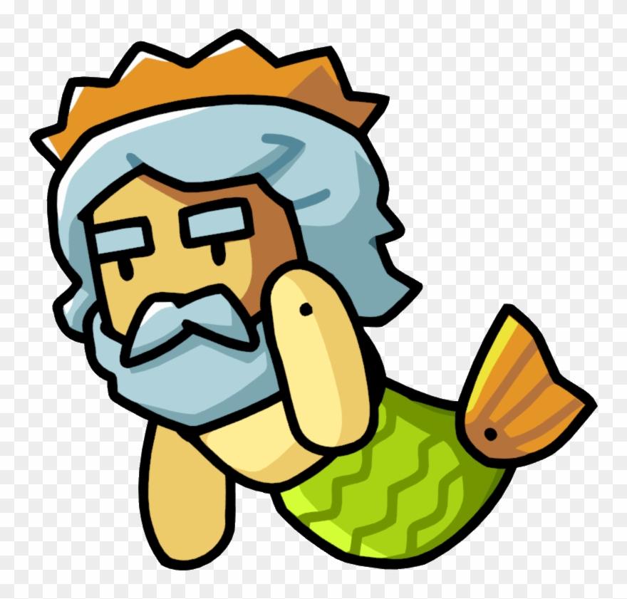 Clipart greelk banner free stock Poseidon Greek God Cartoon Clipart (#1601713) - PinClipart banner free stock