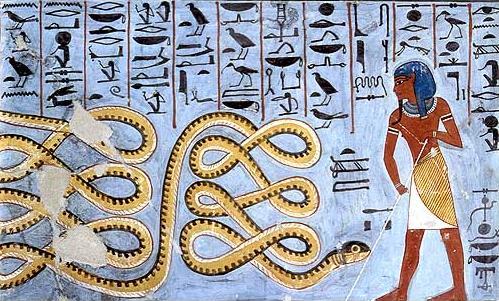 Apophis god of egypt clipart clip freeuse stock Apep (Apophis) | Ancient Egypt Online clip freeuse stock