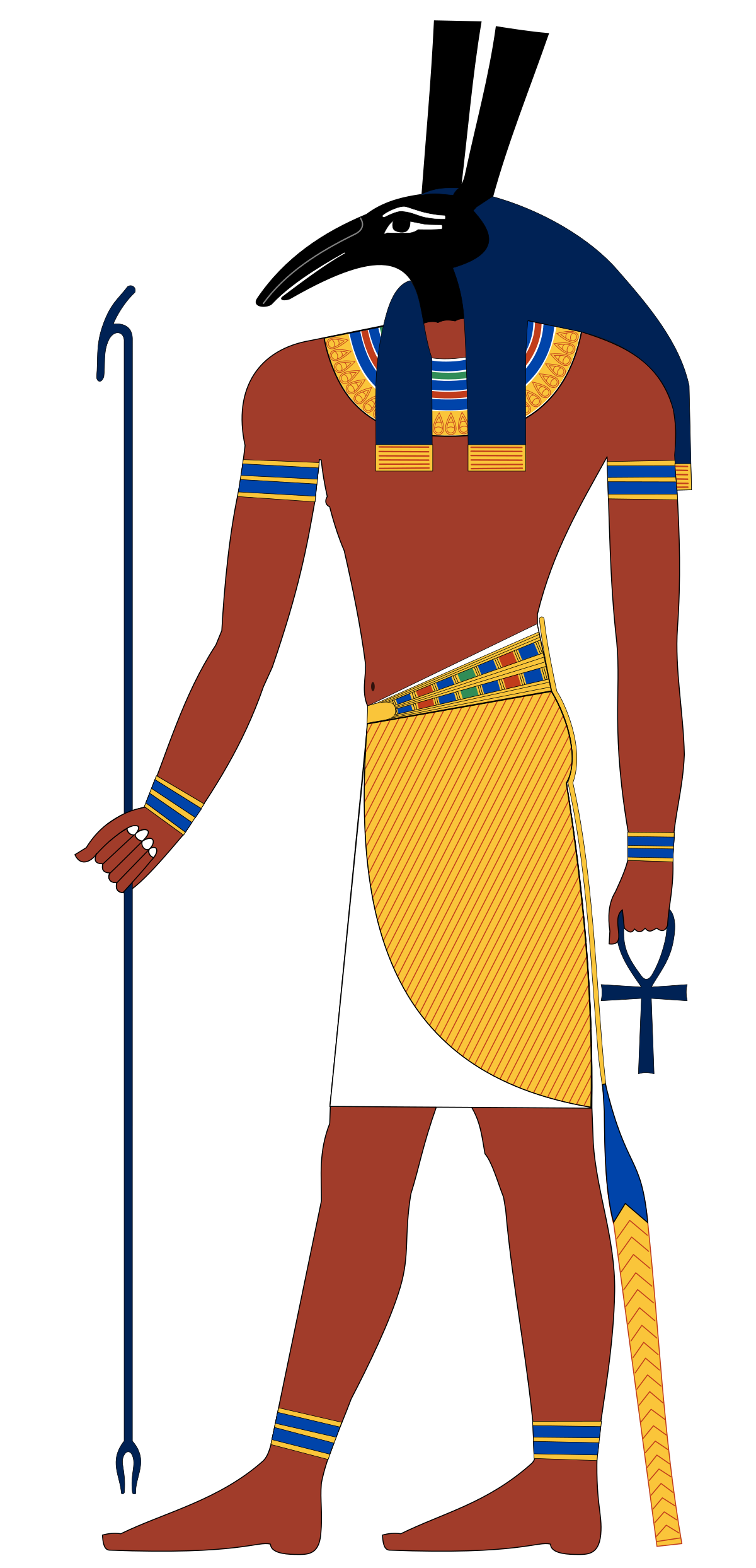 Apophis god of egypt clipart jpg black and white library Set (deity) - Wikipedia jpg black and white library