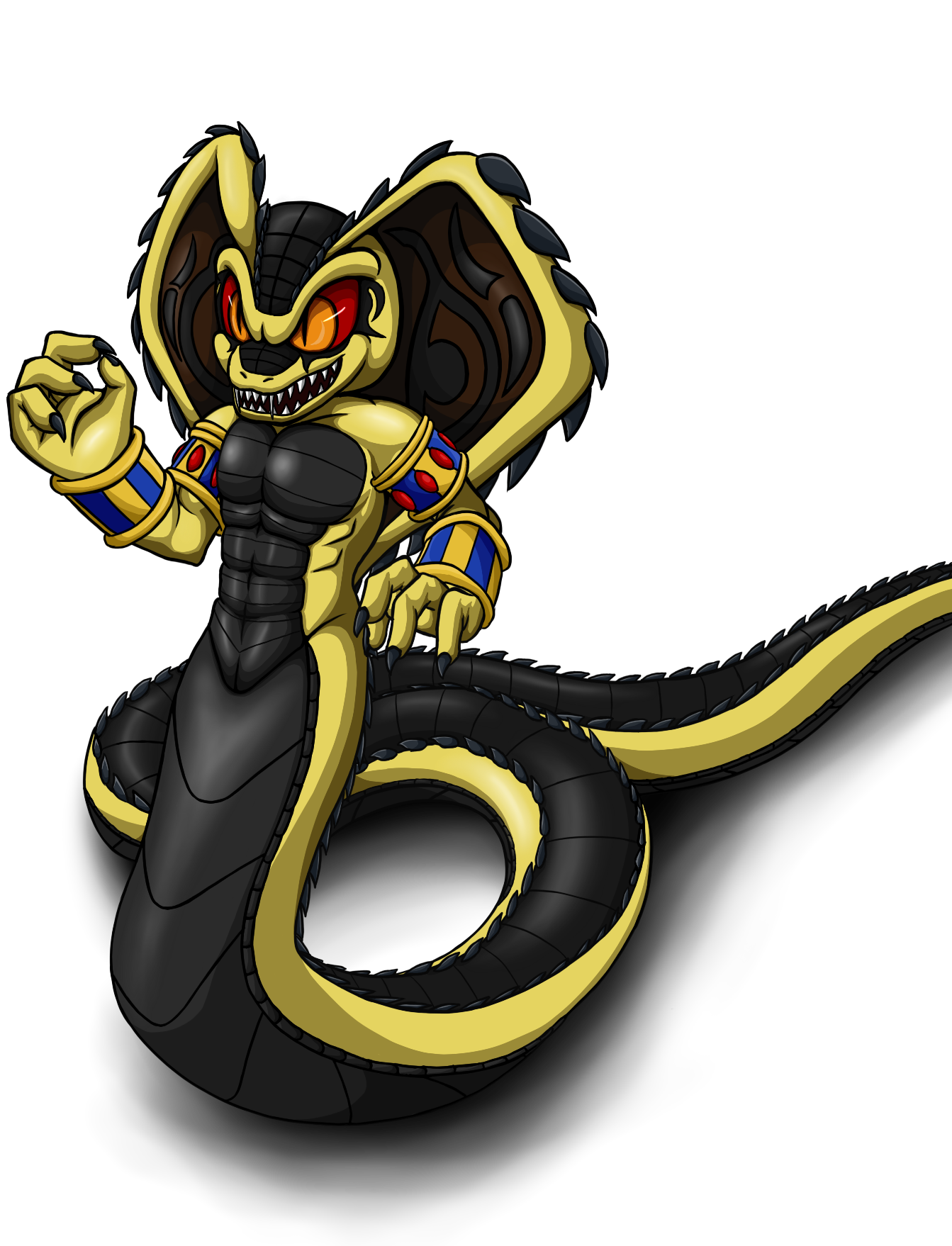 Apophis god of egypt clipart image transparent download Apophis by SonicNo1Fanatic -- Fur Affinity [dot] net image transparent download
