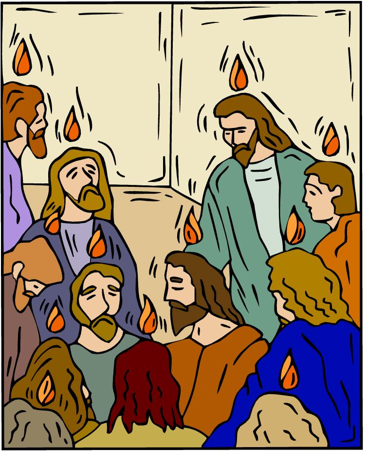 Apostles pentecost clipart vector library library Free Pentecost Cliparts, Download Free Clip Art, Free Clip Art on ... vector library library