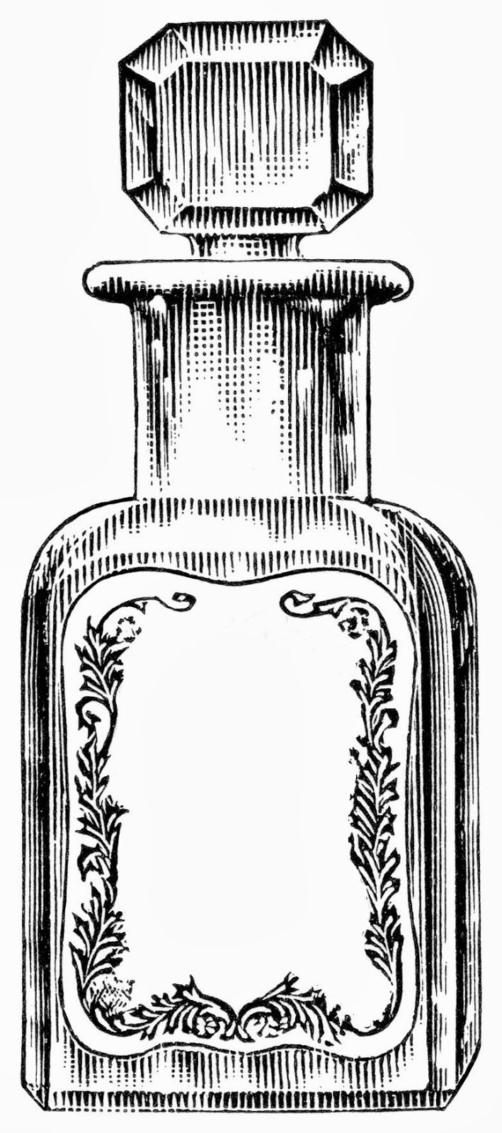 Apothecary bottle clipart clip art black and white download Sweetly Scrapped: Free Digi - Apothecary Jars   cricut   Apothecary ... clip art black and white download