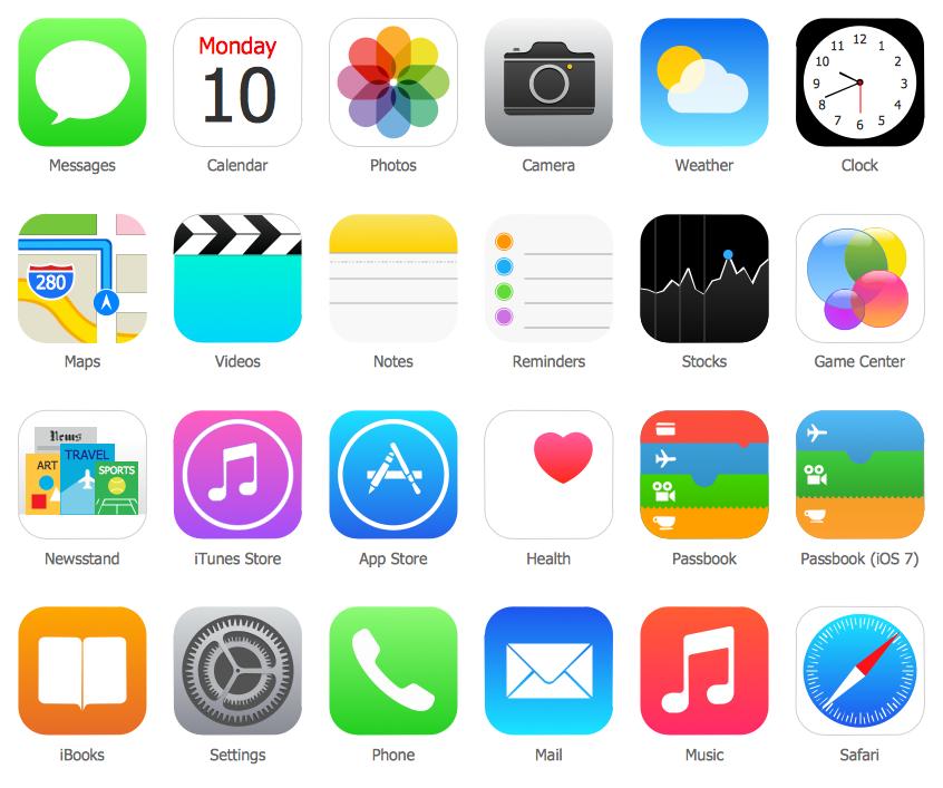 Clipartfest design elements . App clipart iphone