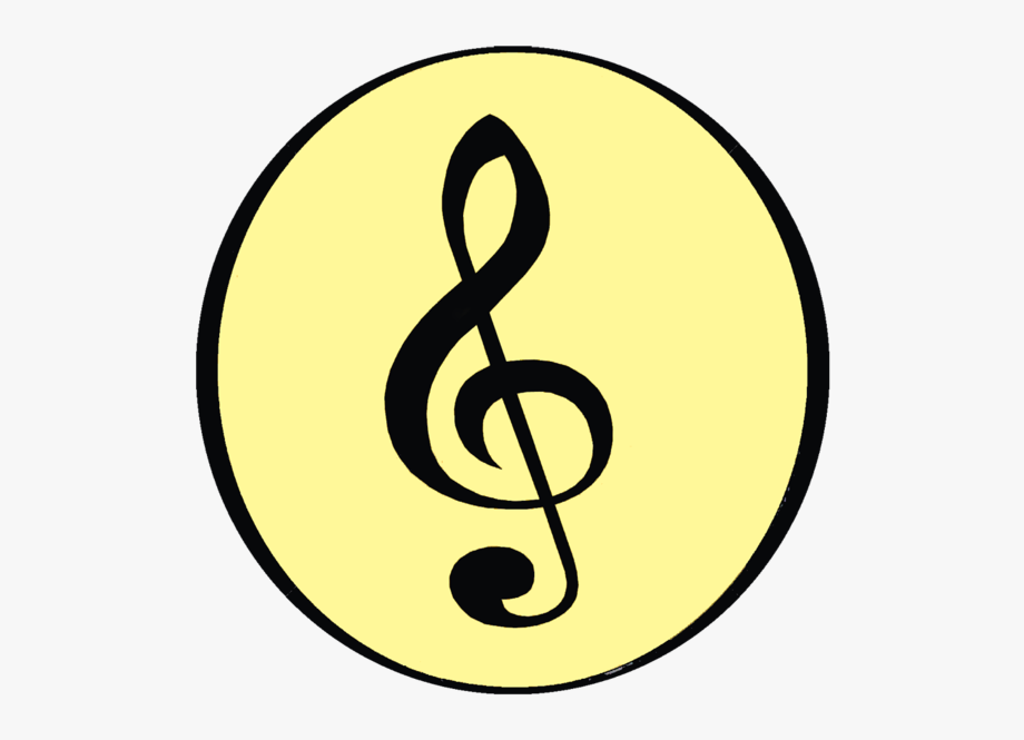 Music store clipart png library library Theory Of Music On The Mac App Store - Treble Clef Music Symbol ... png library library