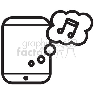 App clipart music png transparent download app clipart - Royalty-Free Images | Graphics Factory png transparent download
