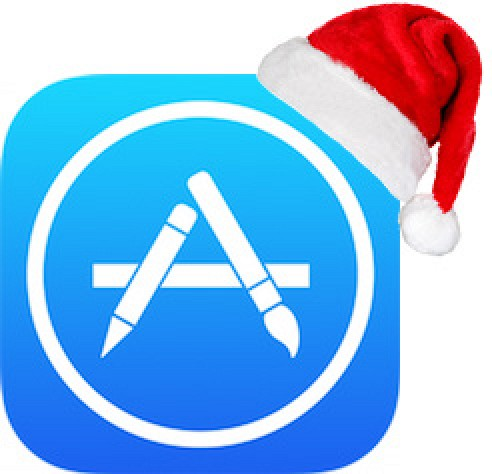 App store clipart banner transparent App Store Holiday Sales: Final Fantasy VII, Lara Croft GO ... banner transparent