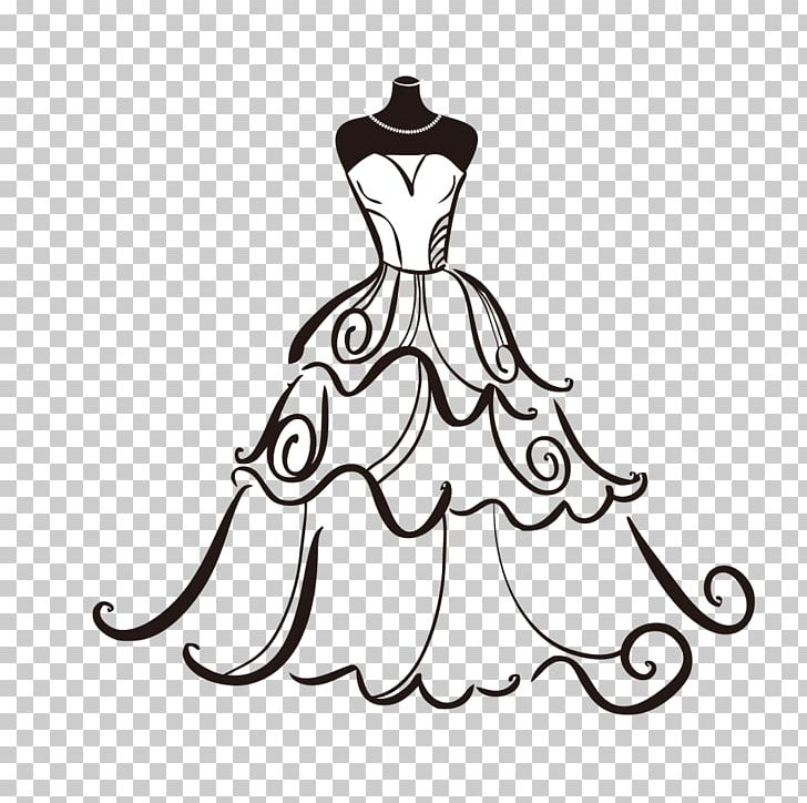Apparel design clipart jpg royalty free stock Wedding Dress Bride PNG, Clipart, Apparel, Art, Artwork, Black ... jpg royalty free stock