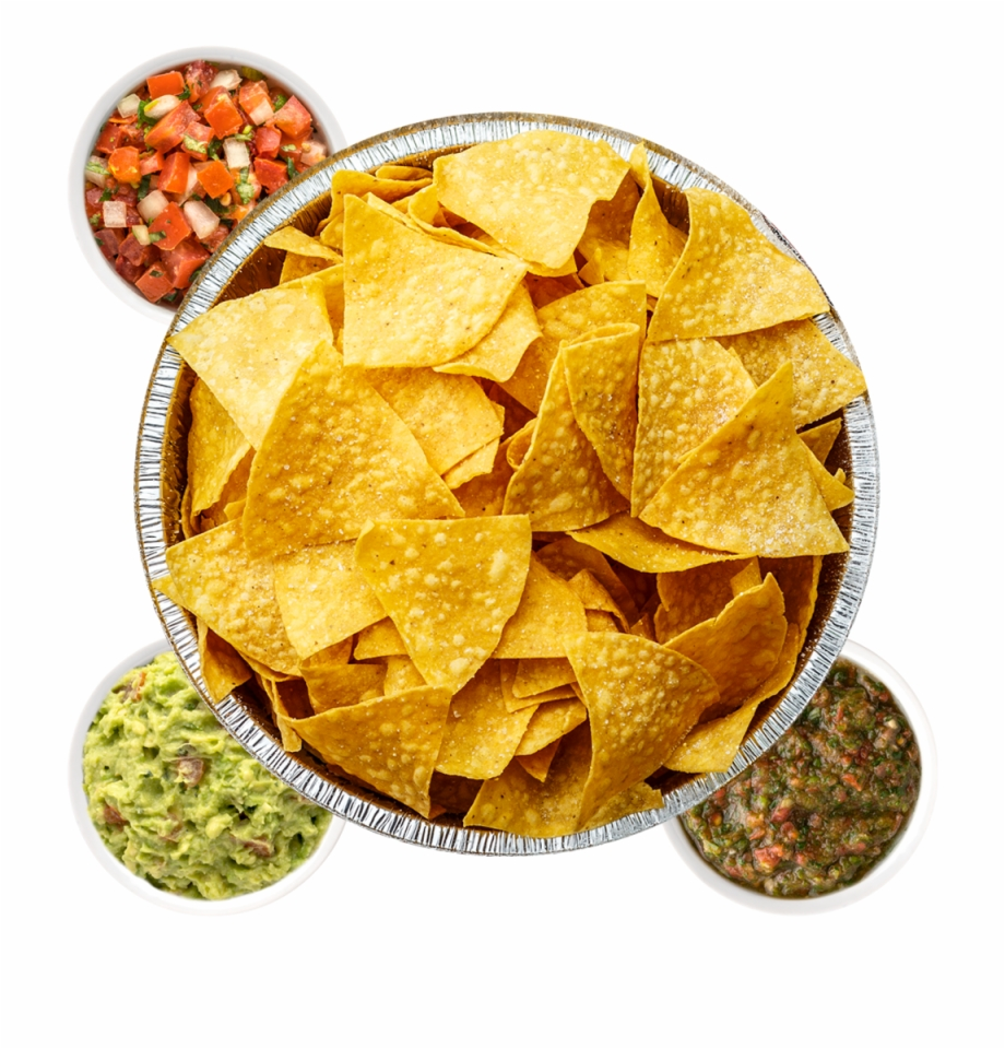 Appetizer clipart transparent background black and white Appetizers Clipart Chip Guac - Tortilla Chips Transparent Background ... black and white