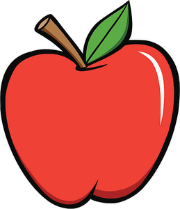 Apple clipart royalty free vector royalty free library Free School Apple Clipart | Free Images at Clker.com - vector clip ... vector royalty free library