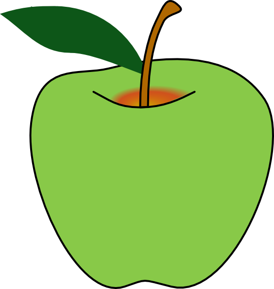 Apple outline clipart picture royalty free library Apple Clipart Free at GetDrawings.com | Free for personal use Apple ... picture royalty free library