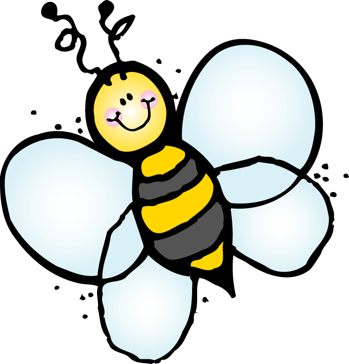 Bee with turkey clipart jpg transparent stock Clipart bees free venoprepo top | Rovarok, lepkék/Bugs, butterflies ... jpg transparent stock