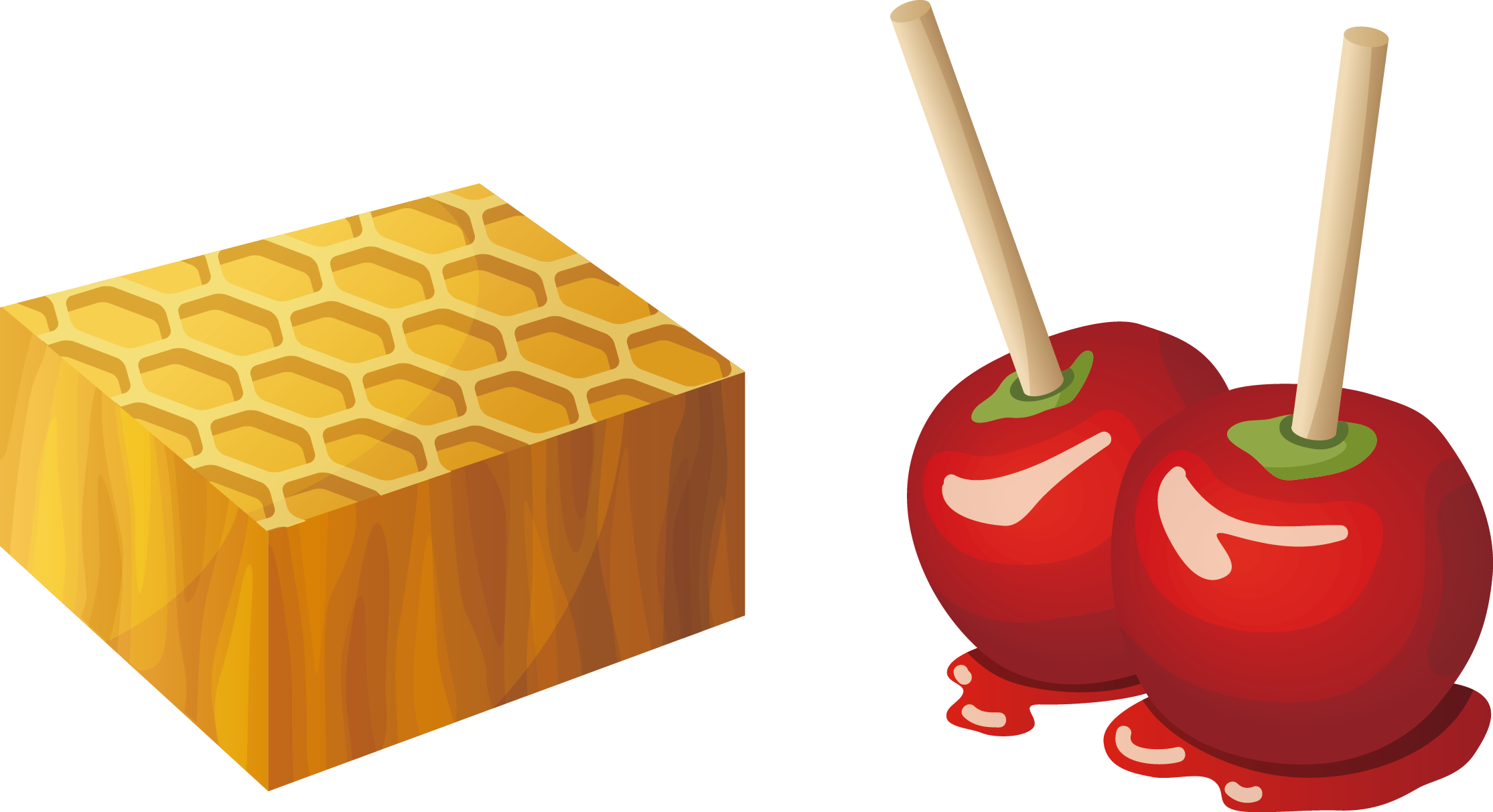 Clipart apple butter image free library Candy apple Caramel apple Fruit salad Clip art - Cheese and sugar ... image free library
