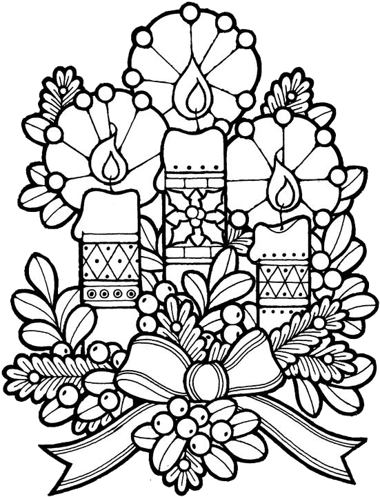 Apple and honey clipart coloring sheet png freeuse Holiday Coloring S For Adults Color Bros | jokingart.com Holiday ... png freeuse