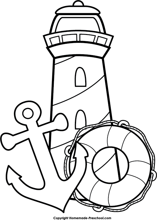 Apple and honey clipart coloring sheet png transparent lighthouse coloring sheets - Yahoo Image Search Results | It's ... png transparent