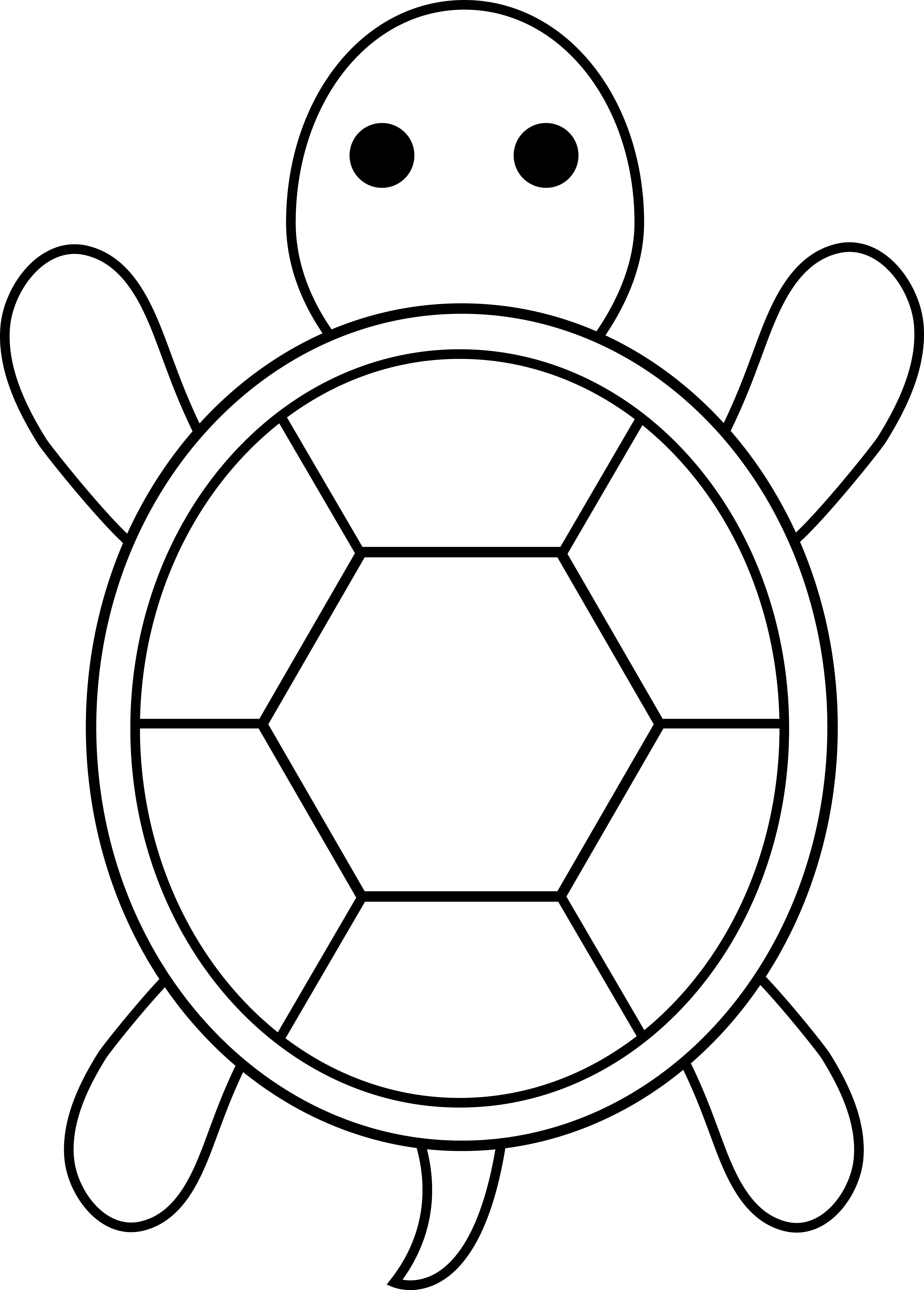 Football page clipart outline svg Turtle for applique | Applique | Pinterest | Turtle, Outlines and ... svg