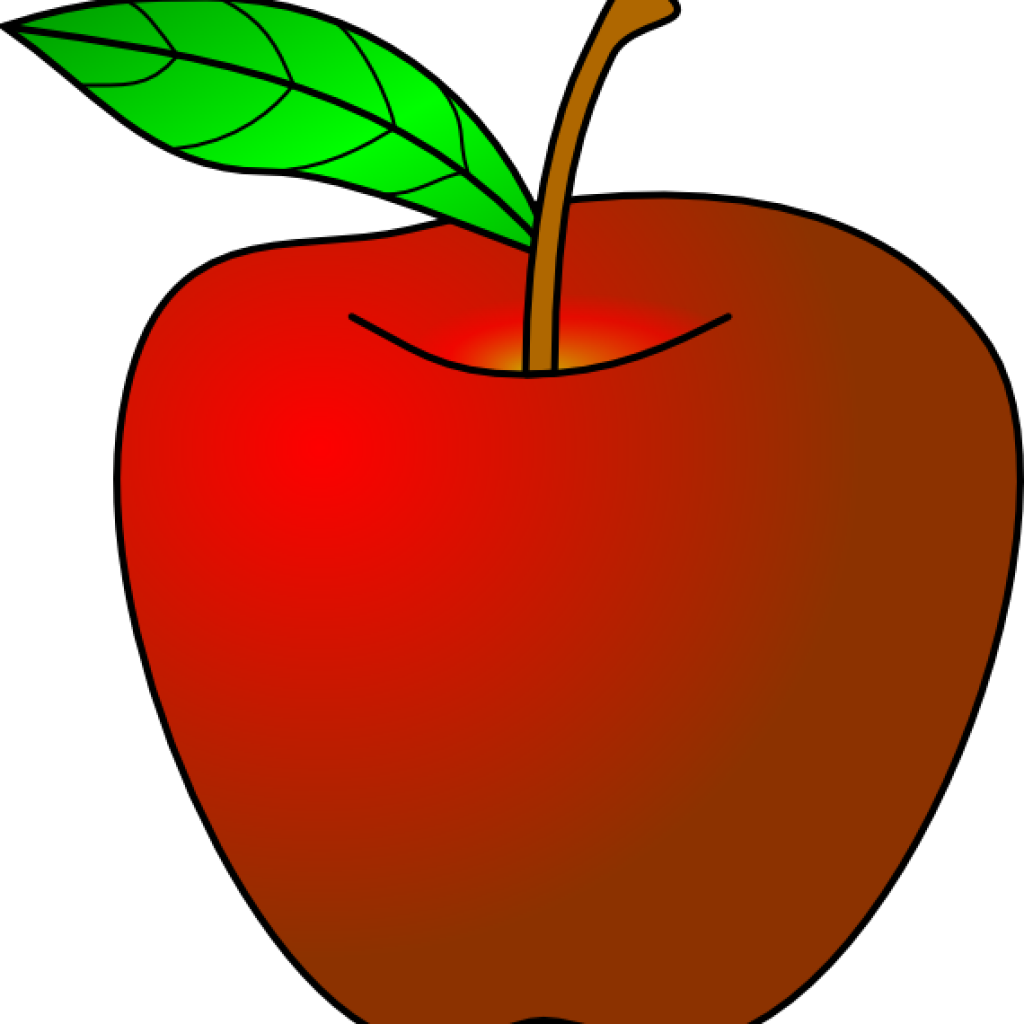 Heart apple clipart graphic freeuse download Fall Apple Clipart at GetDrawings.com | Free for personal use Fall ... graphic freeuse download