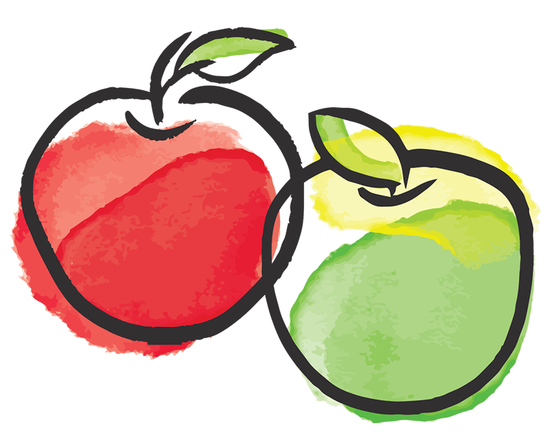 Apple and pear clipart clip library Interesting Apple Facts, Pear Facts and Cherry Facts | Stadelman Fruit clip library