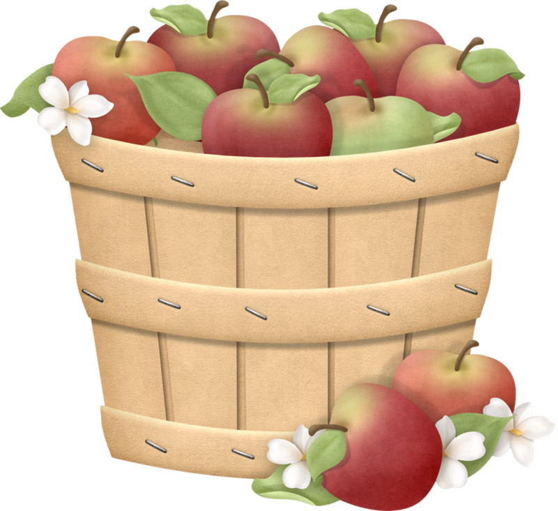 Red blue yellow september apple borders clipart clipart transparent basket_2.png | Pinterest | Clip art and Album clipart transparent