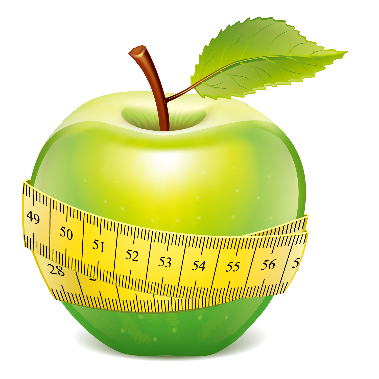Apple with tape measure clipart picture royalty free download Measure Tape PNG Image - PurePNG | Free transparent CC0 PNG Image ... picture royalty free download
