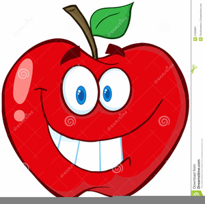 Apple animated clipart jpg black and white library Animated Apples Clipart | Free Images at Clker.com - vector clip art ... jpg black and white library