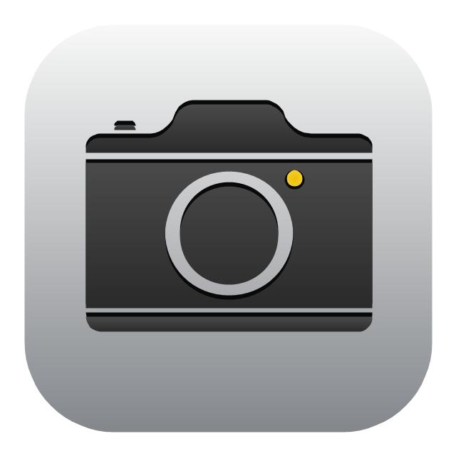 Apple app clipart clip library Camera app clipart - ClipartFest clip library