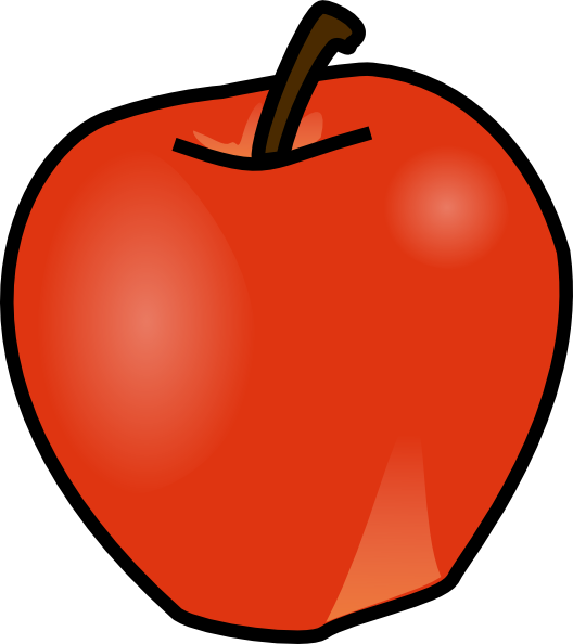 Apple orange clipart picture free download Apple And Banana Clipart picture free download