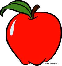 Clip art images clipartall. Apple apple clipart