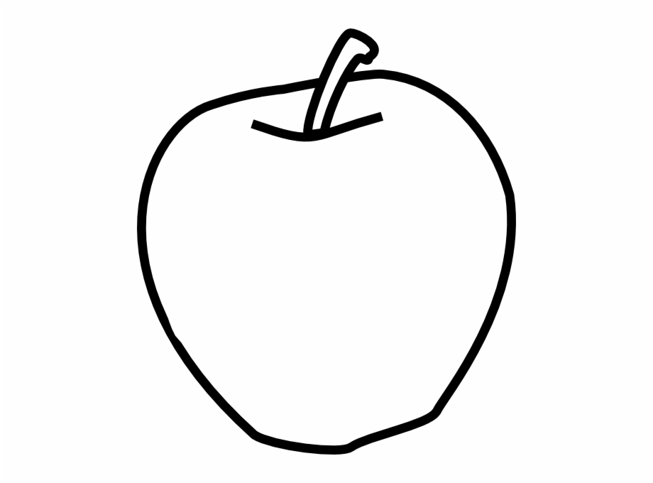 Apple cliparts download picture royalty free Apple Black And White Clip Art At Clker - Apple Free PNG Images ... picture royalty free