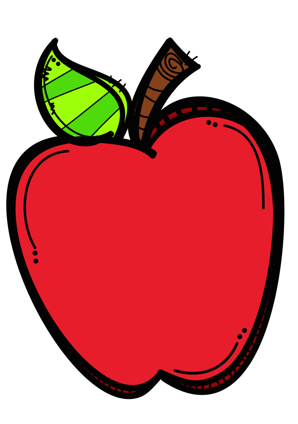 Back to school apple clipart clip art royalty free ✿*UY..QUE TE COMO*✿* | MELONHEADZ | Pinterest | Clip art, School ... clip art royalty free
