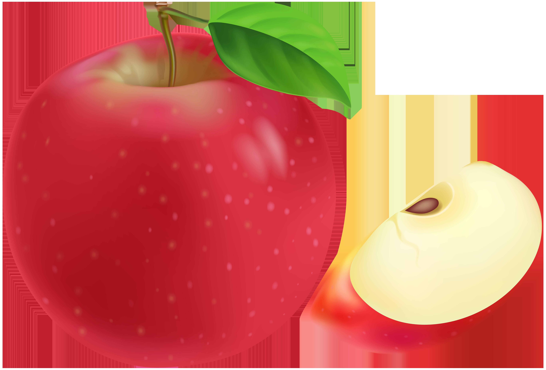 Apple banner clipart vector stock Apple Transparent Clip Art Image | Gallery Yopriceville - High ... vector stock