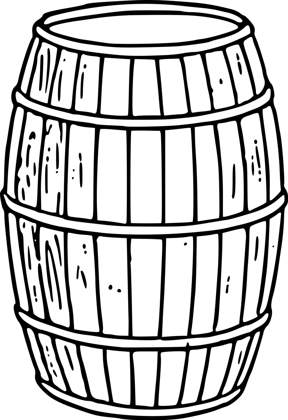 Apple barrel clipart black and white jpg transparent stock Keg Clipart Black And White   Letters Format jpg transparent stock