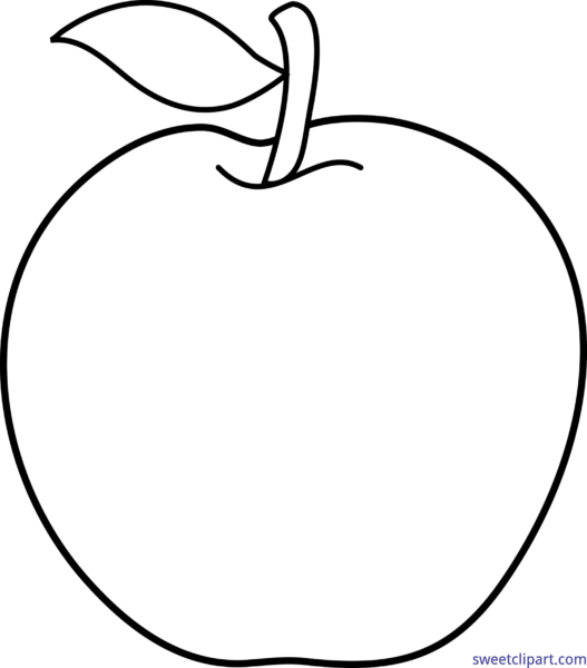 Apple leaf clipart black and white banner freeuse stock Liz, Author at Sweet Clip Art - Page 39 of 40 banner freeuse stock