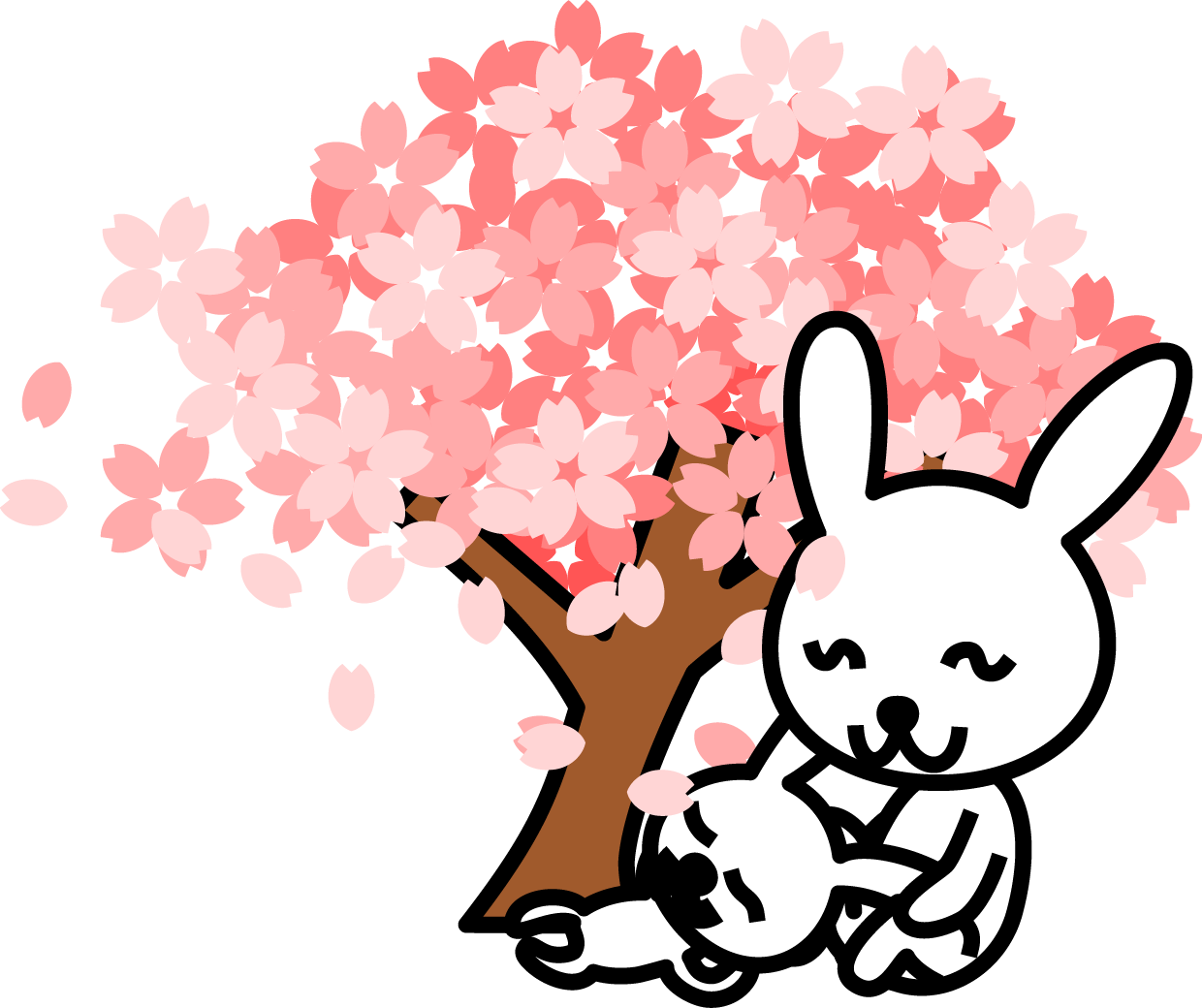Sakura flower clipart graphic freeuse stock Cherry Blossom Clipart at GetDrawings.com | Free for personal use ... graphic freeuse stock