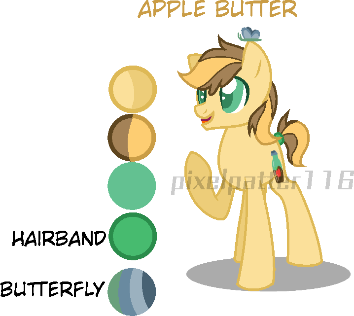 Apple butter cauldron clipart clipart black and white download Mlp next gen: Apple butter by Pixelpatter116 on DeviantArt clipart black and white download