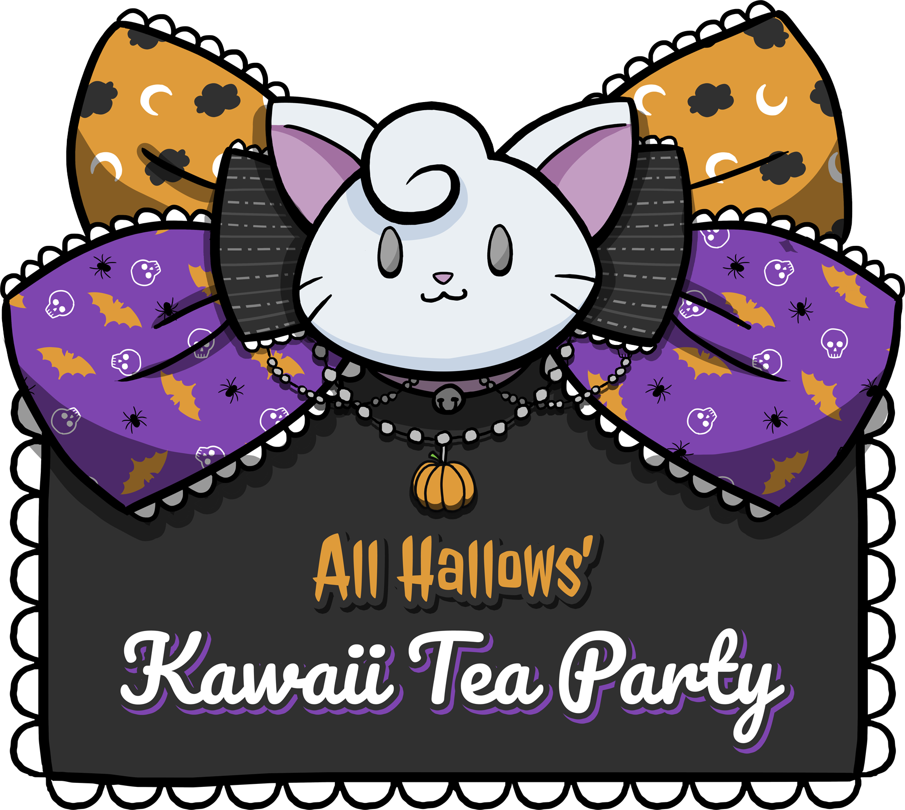 Apple butter cauldron clipart free Kumoricon » All Hallows' Kawaii Lolita and J-Fashion Tea Party free