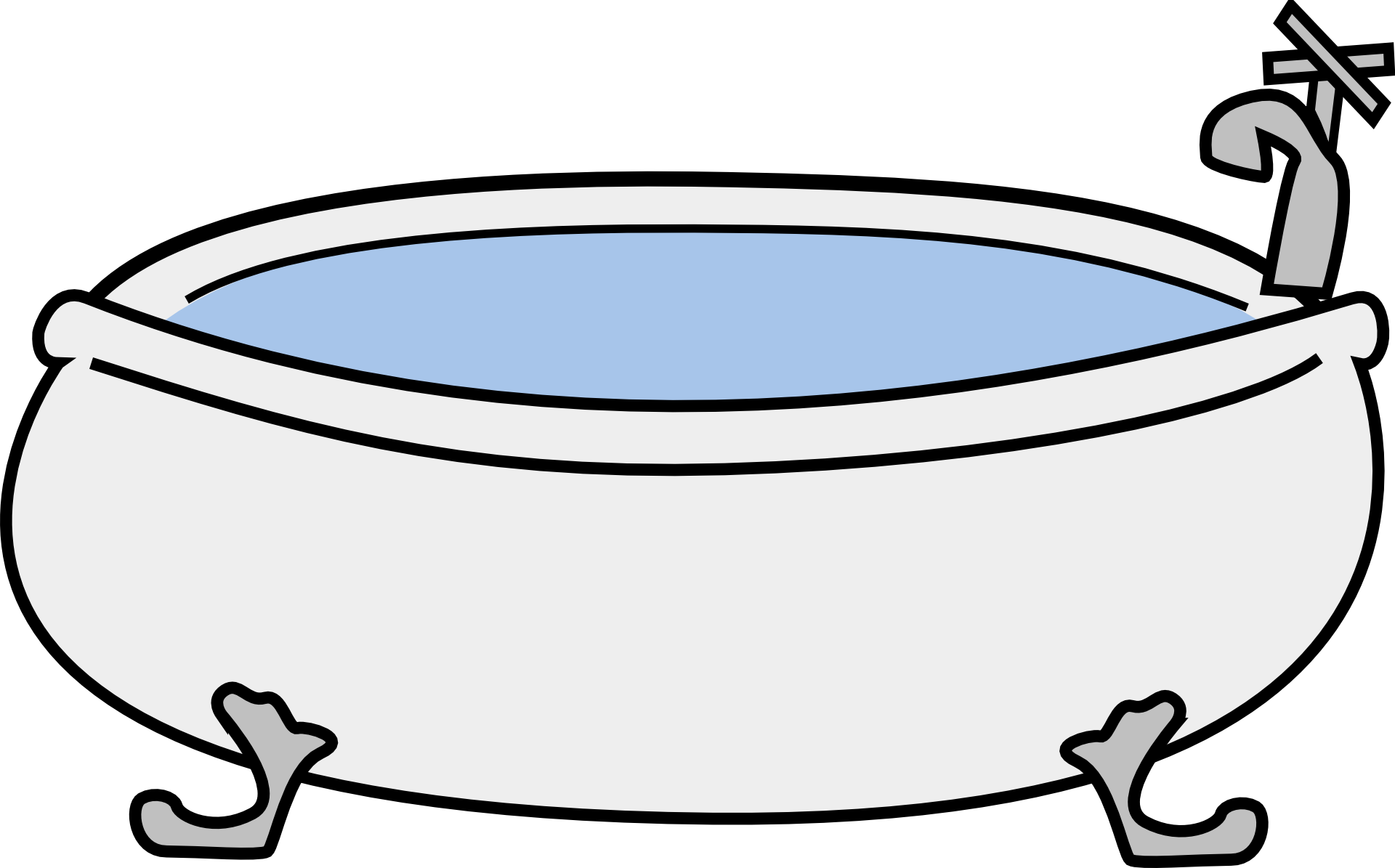 Apple butter cauldron clipart picture Bathtub Hot tub Clip art - Dream bathtub 1920*1195 transprent Png ... picture
