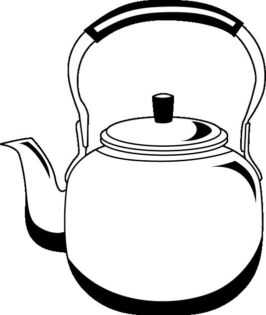 Apple butter cauldron clipart clip Teapot Kettle Coloring book Clip art - Kettle Cliparts 535*633 ... clip