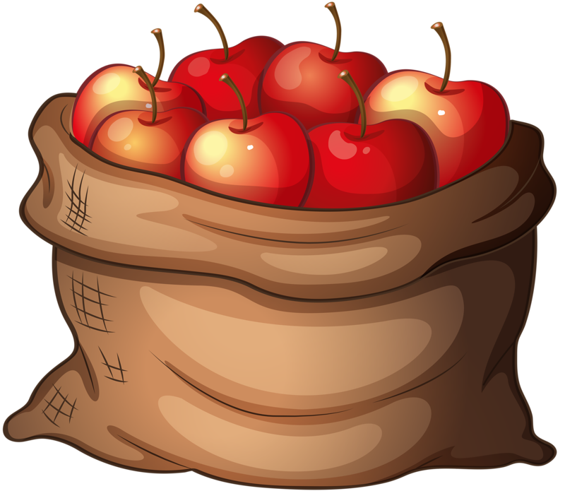 Red blue yellow september apple borders clipart download 1.png | Pinterest | Apples, Burlap bags and Clip art download