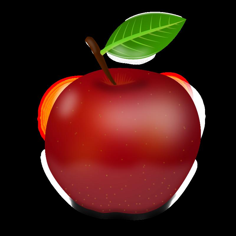 Apple center a clipart vector transparent download apple_PNG2578.png | Clip art and Album vector transparent download
