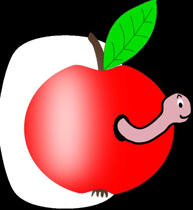 Magical apple clipart jpg free Music Medley: Worm in My Apple - Confetti Park jpg free