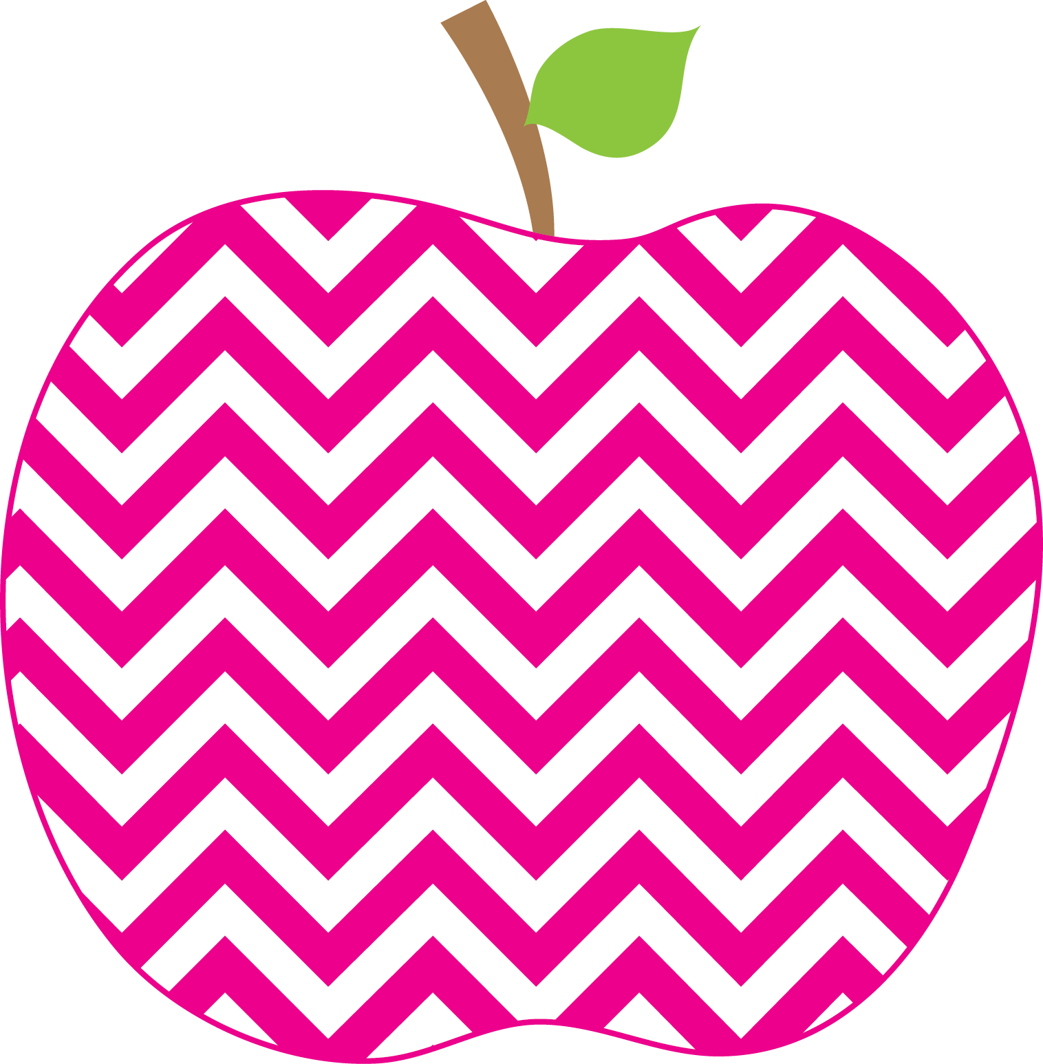 Apple chevron clipart free graphic royalty free Apple+Chevron+-+Bright+Pink.png.cf.png (1516×1546)   dream closet ... graphic royalty free