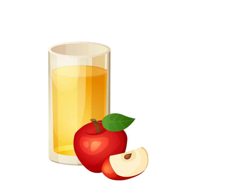 Apple cider and donuts clipart banner free stock Apple juice Apple cider Clip art - Cartoon apple juice 952*779 ... banner free stock