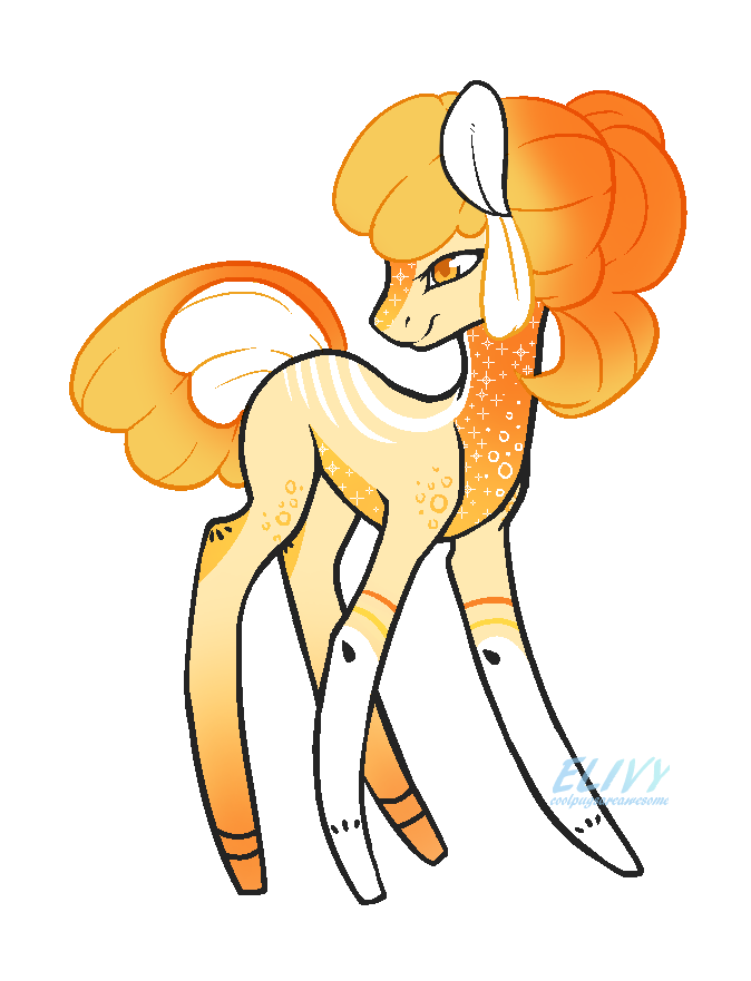 Apple cider and donuts clipart png library Pony Adopt Day 22 | Apple Cider [OPEN] by Ekariae on DeviantArt png library