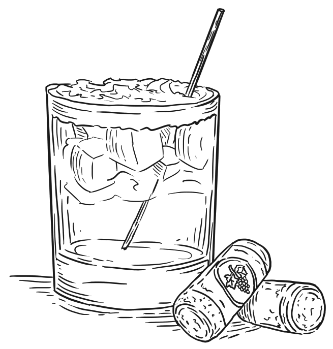Apple cider drink black and white clipart jpg library stock Image result for cocktail drawing png | vectors & illustrations ... jpg library stock