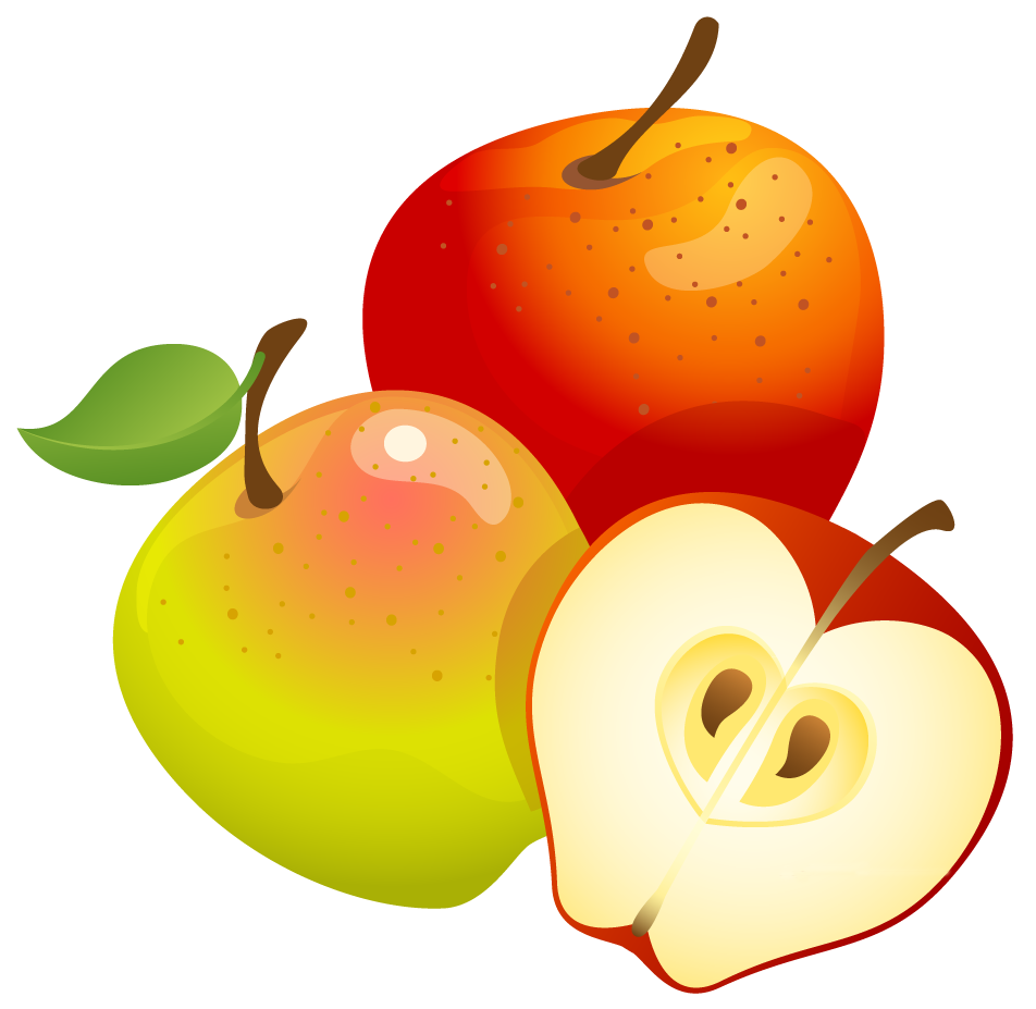 Apple slice clipart png library stock 28+ Collection of Apple Cinnamon Clipart | High quality, free ... png library stock