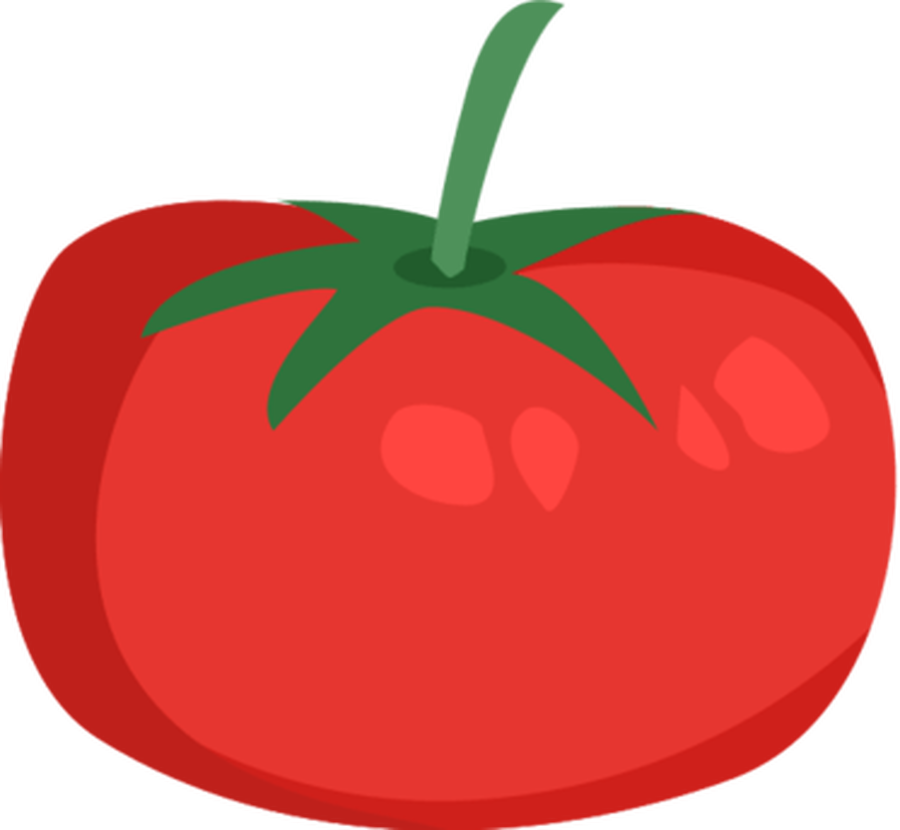 Apple clipart small picture library stock Tomato Clipart | Clipart Panda - Free Clipart Images picture library stock
