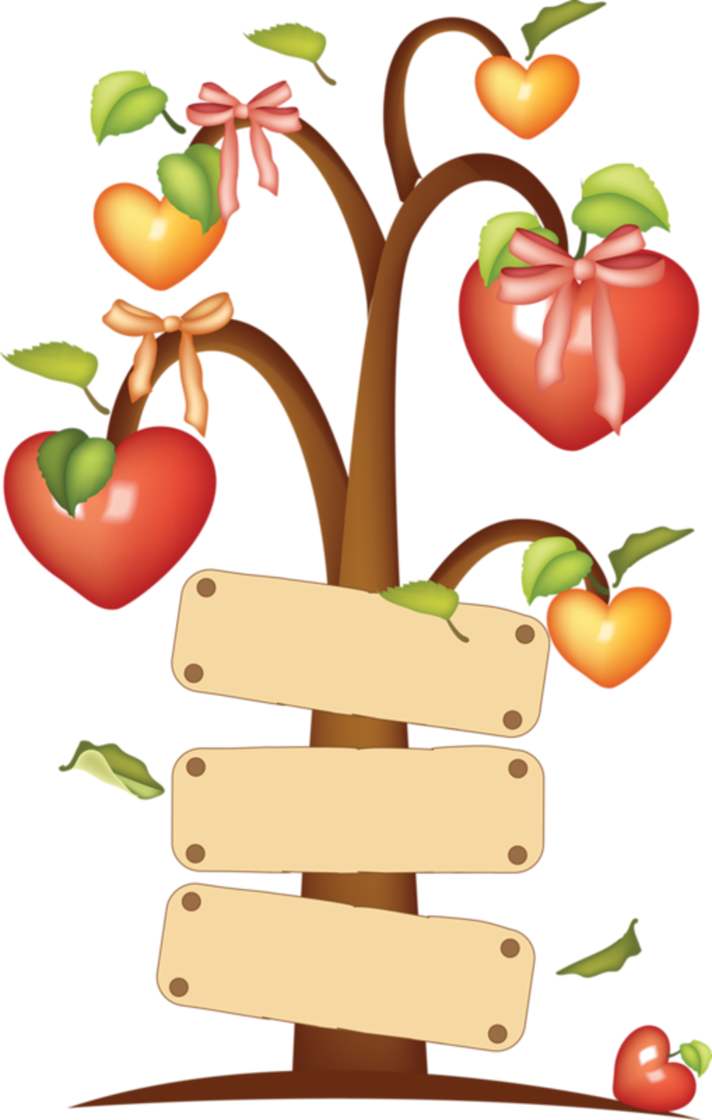 Apple sitting on books clipart graphic free HEARTS | CLIP ART - BLANK SIGNS - CLIPART | Pinterest | Clip art and ... graphic free