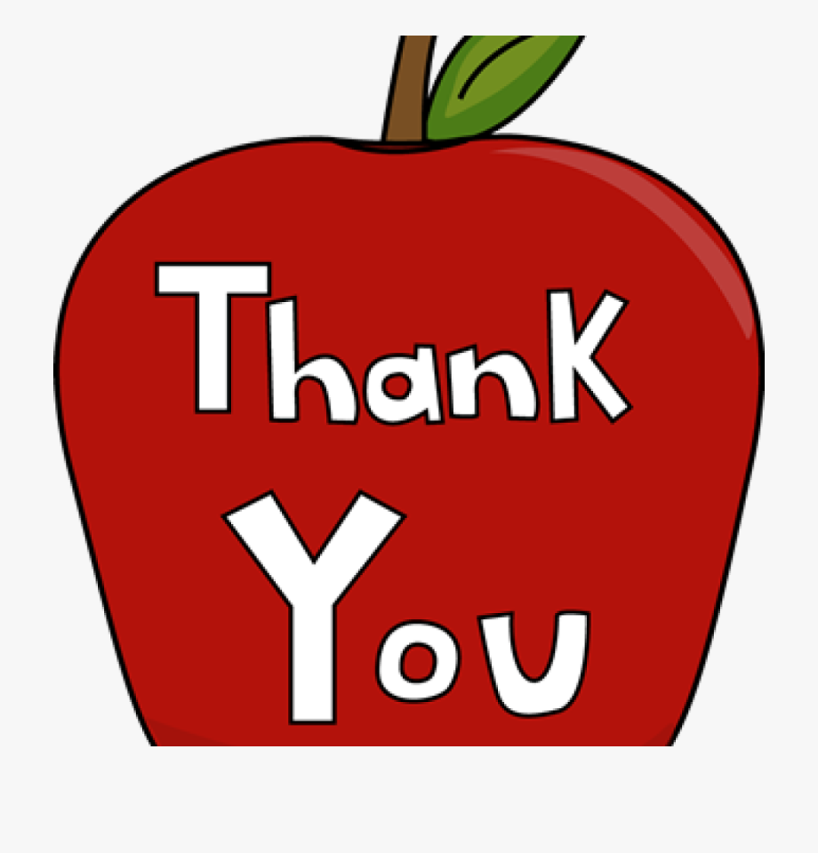 Apple clipart cards free banner royalty free library Thanks Clipart Thank You Clip Art Thank You Images - Thank You Apple ... banner royalty free library