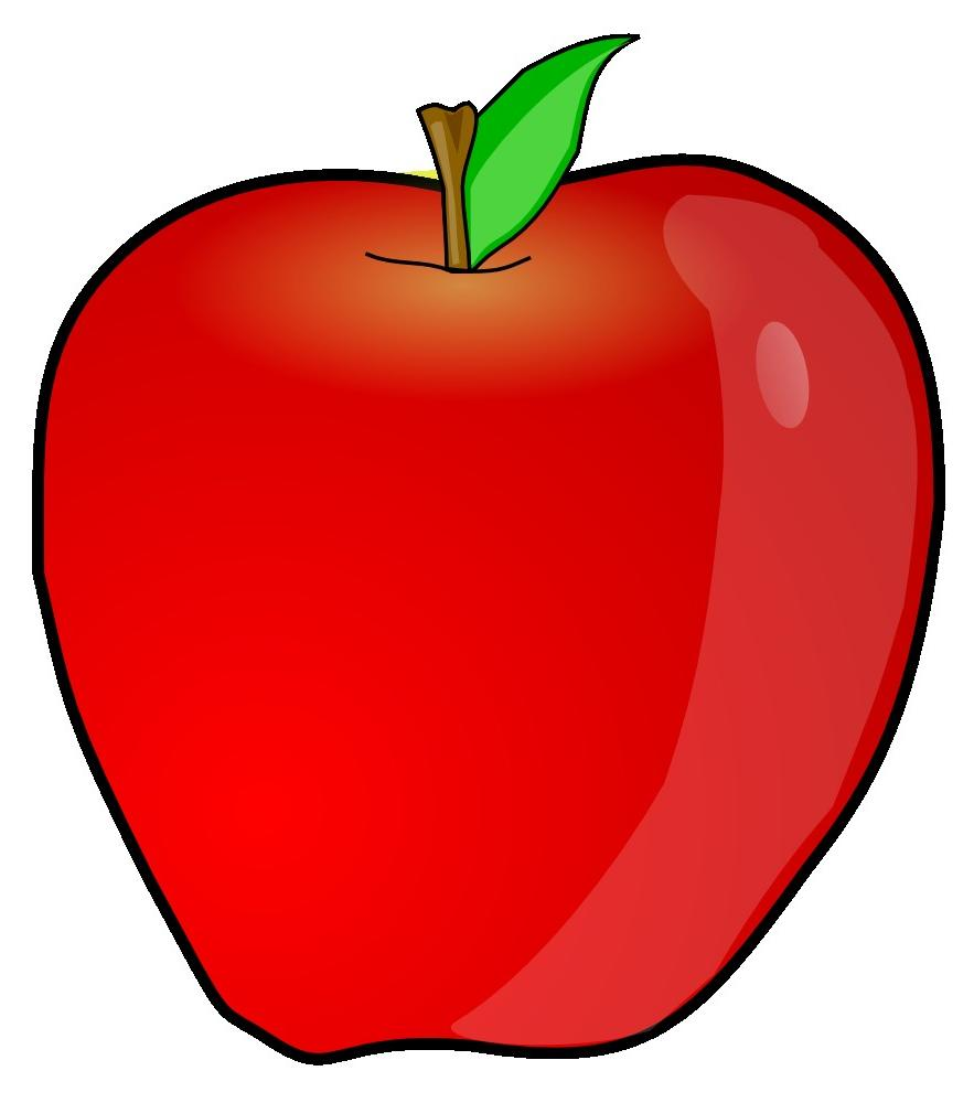 Apple clipart cards free banner royalty free Best HD Teacher Apple Clip Art Library » Free Vector Art, Images ... banner royalty free